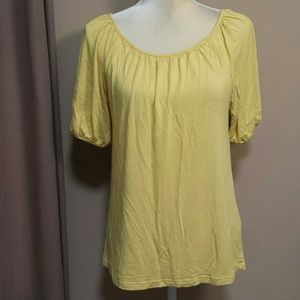 Nicole by Nicole Miller blouse size Large